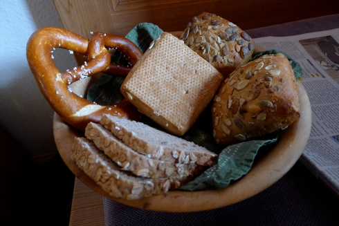 German bread is the best in the world, and much of it is vegan!