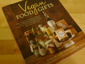 Vegan Food Gifts book, by Joni Marie Newman
